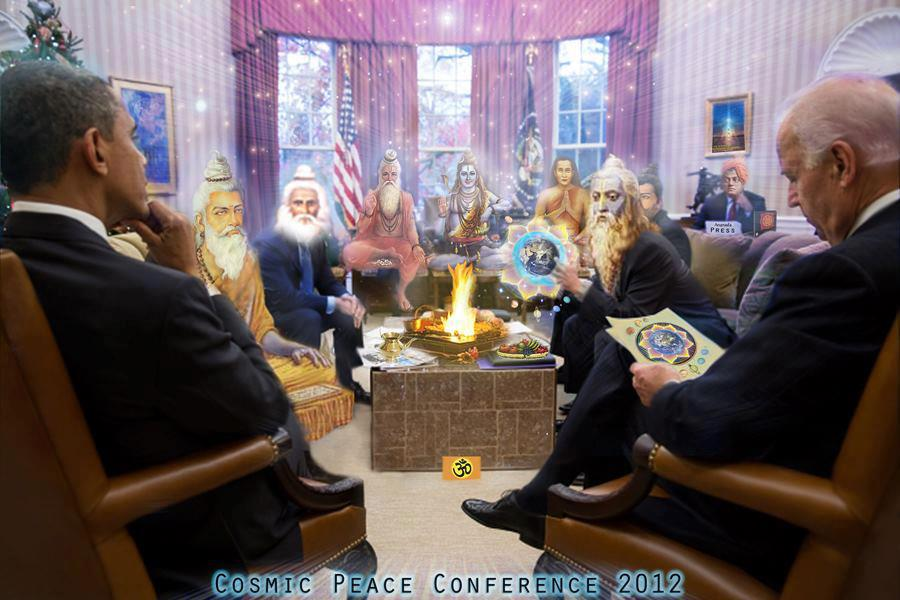 Cosmic Peace Conference